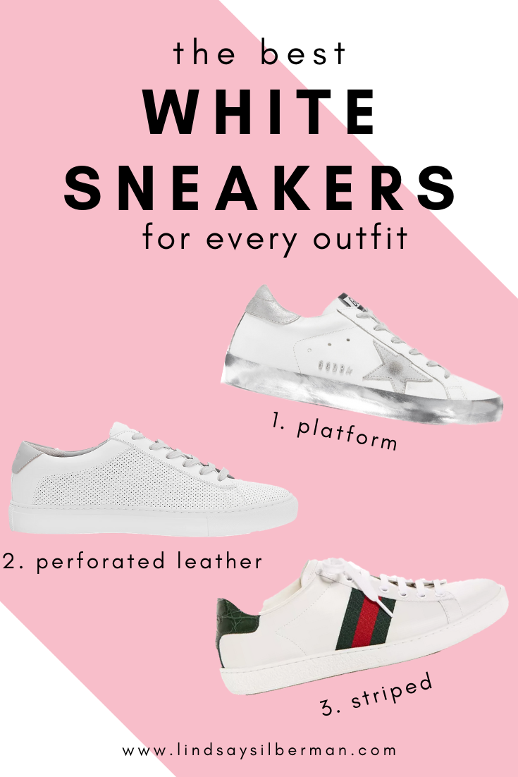Cute white sneakers for every budget—plus outfit ideas that