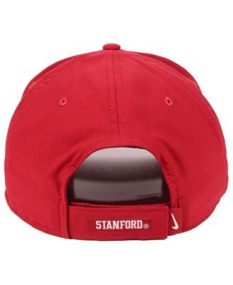 new style b5185 d04ea ... where can i buy nike stanford cardinal rivalry cap red adjustable 0a2be  01388