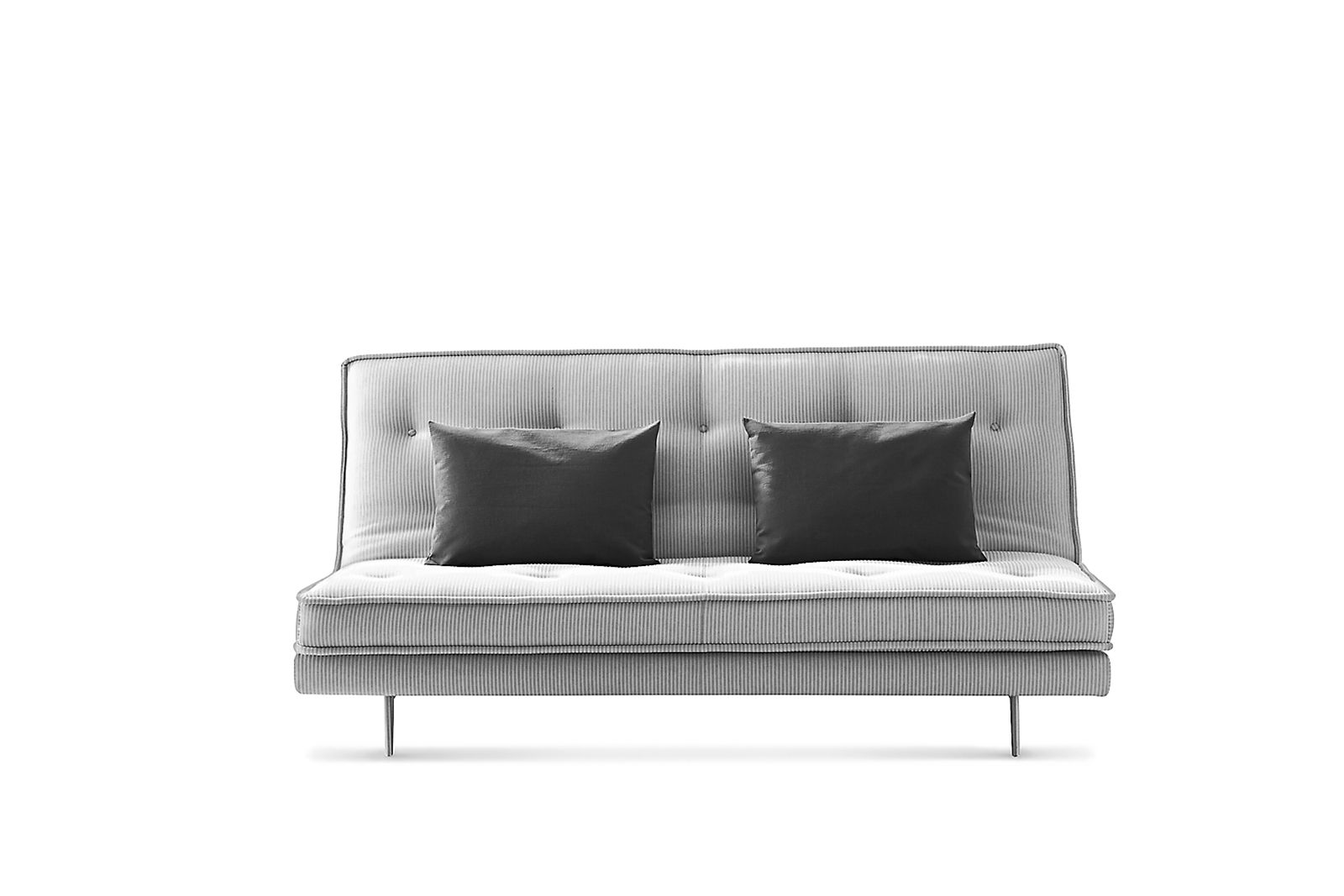 Nomade Express Designed By Dir Gomez This Everyday Sofa Bed Domohas An Understated Elegance Reminiscent Of The Stylish 1930s Well Proportioned