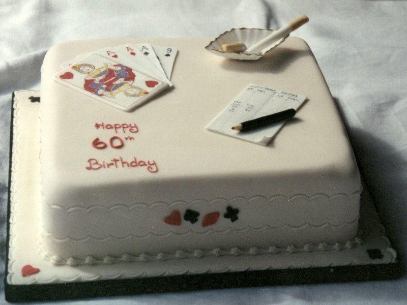 60th Birthday Cake Cakes 60th Birthday 60th Birthday