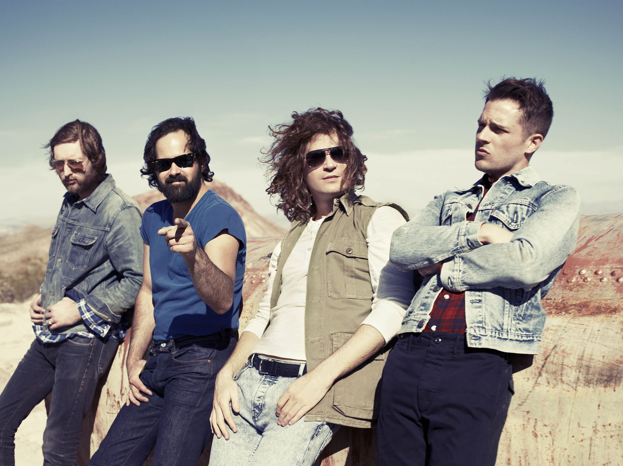 What Ever Happened To The Killers? Brandon flowers