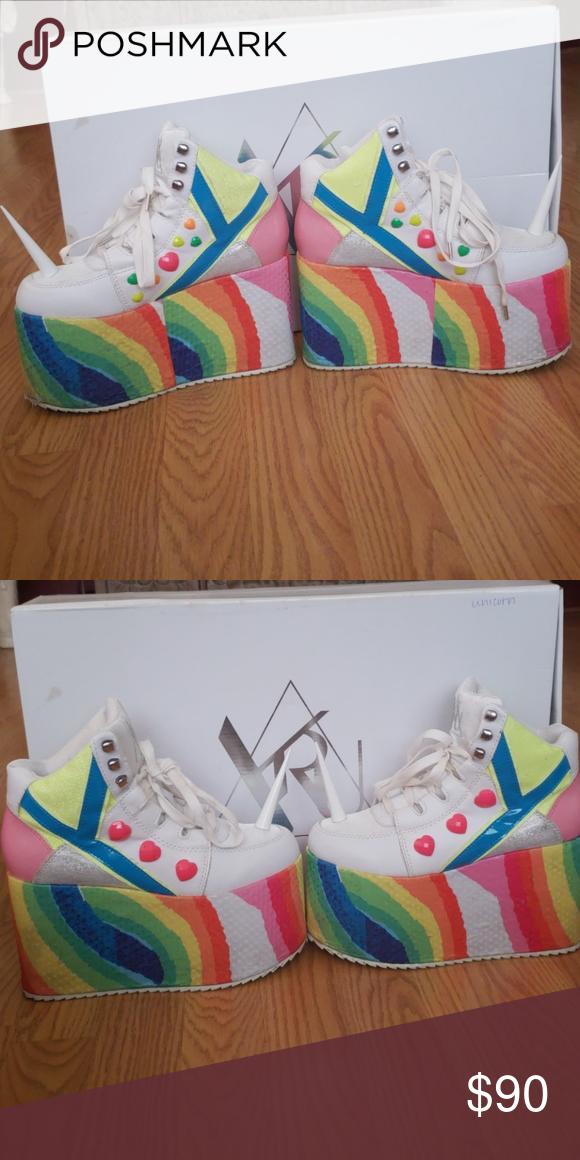 YRU qozmo unicorn shoes | Yru shoes