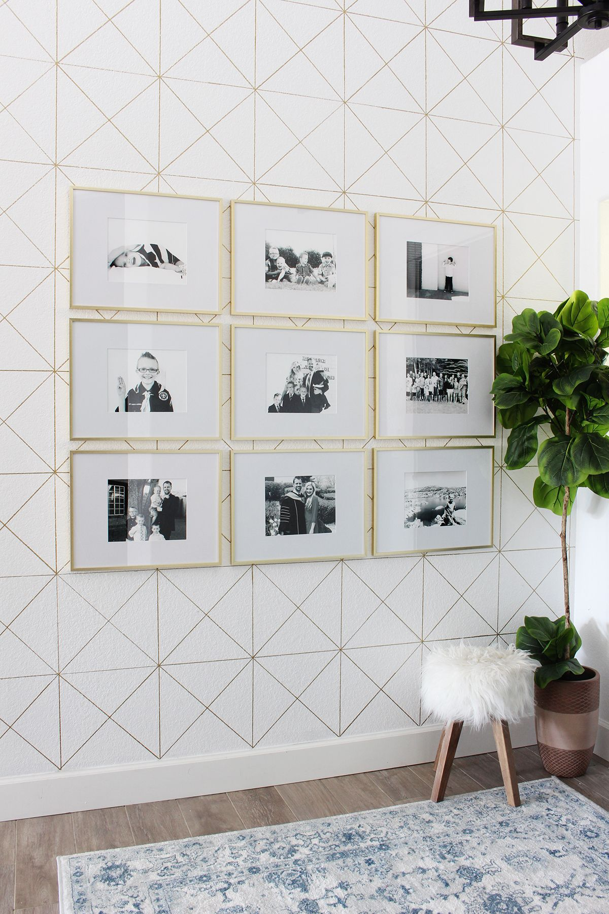 Easy Diy Sharpie Wall Tutorial Sharpie Wall Wall Art Diy Easy Simple Wall Decor