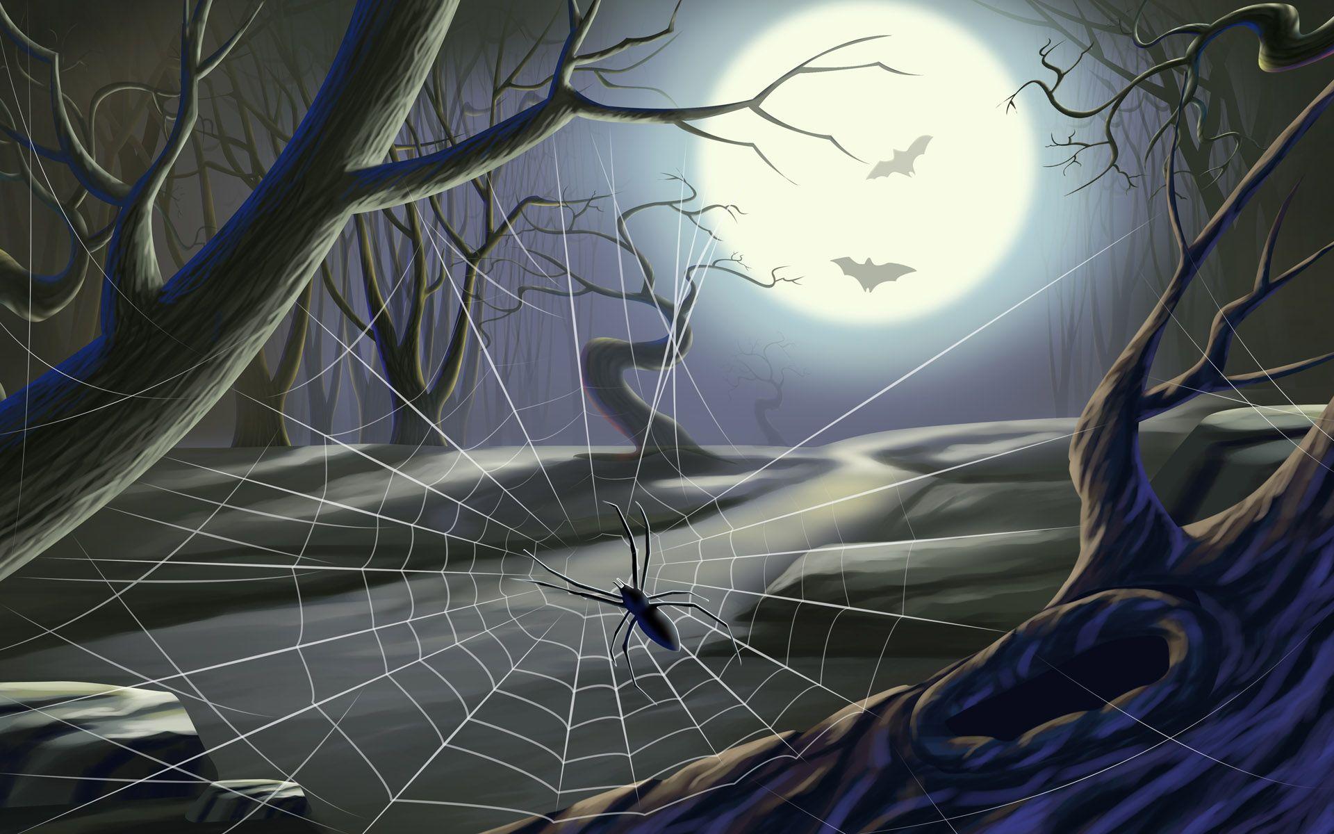 Beautiful Wallpaper Halloween Spider - 1a85d19f007f9a0e0e72ff6a303872b6  Graphic_355594.jpg