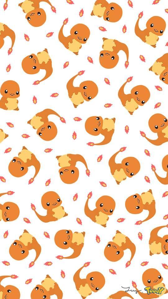 Charmander Pattern Pinterest Pokémon Cute Pokemon And Pikachu