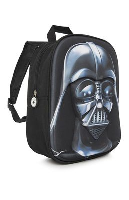 2ce3b20db8fd06 Darth Vader Star Wars 3D Backpack