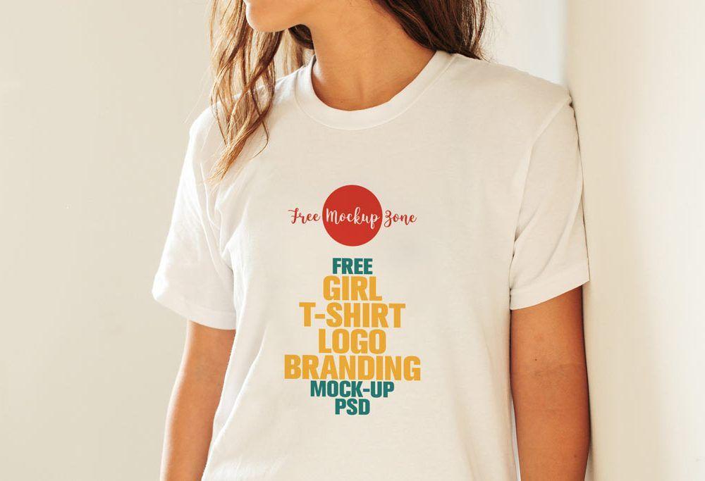 Download Fashion Apparel Archives Mockup World Shirt Mockup Girls Tshirts T Shirts For Women