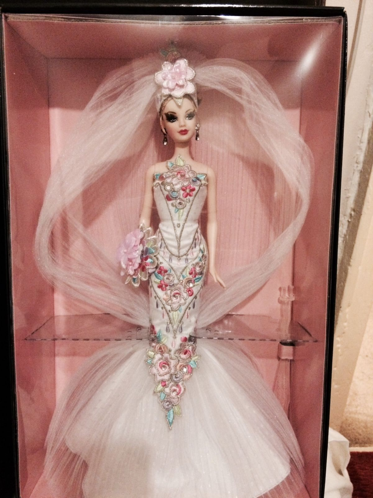 Gold label, Bob Mackie Confetti couture barbie doll | eBay | Barbies ...