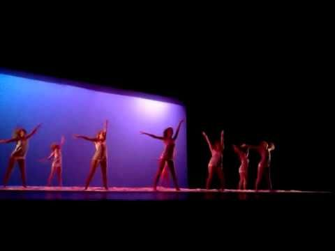 Contemporary dance to Halo - YouTube