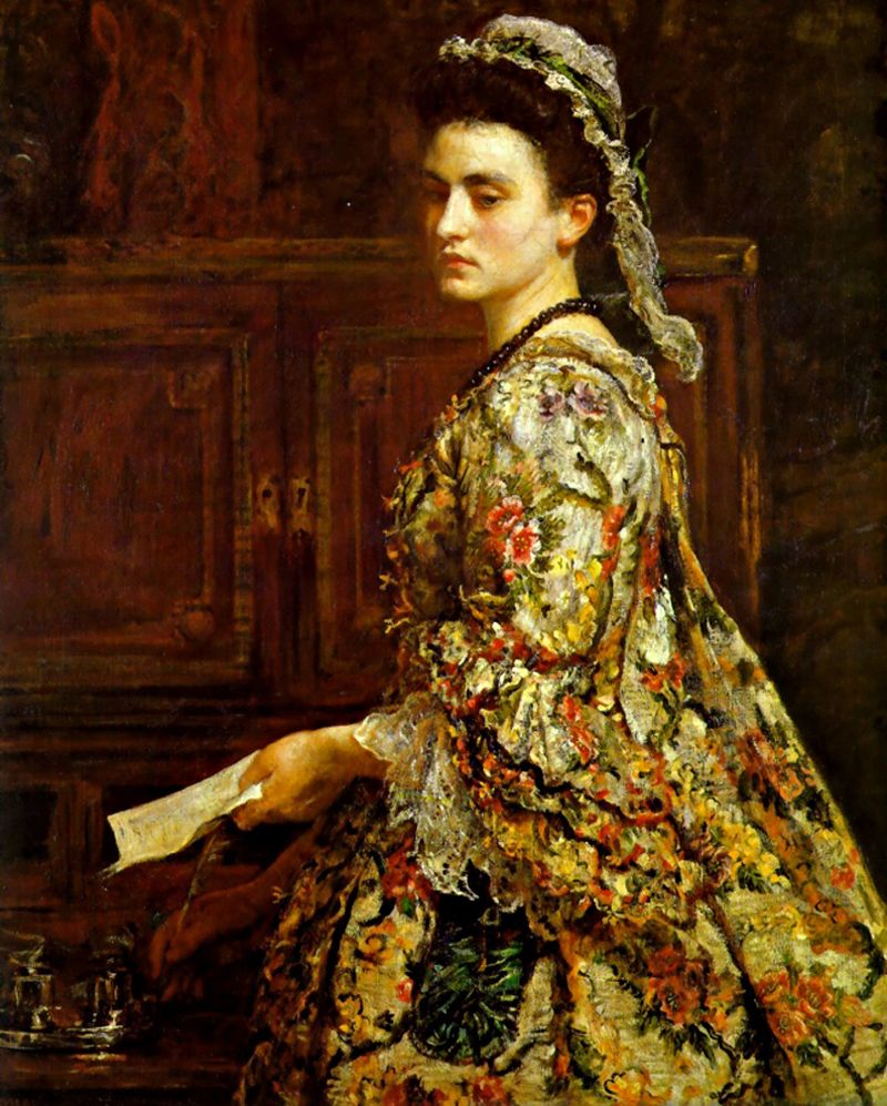 художник John Everett Millais ( 1829-1896. Англия ...