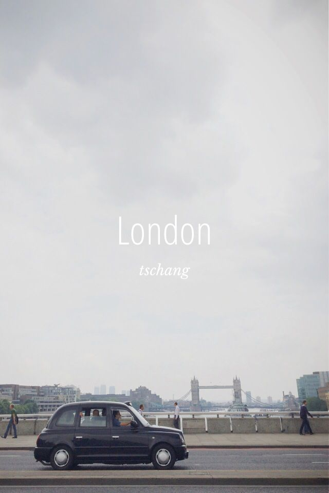 London Tschang By Ts Chang On Stellerstories