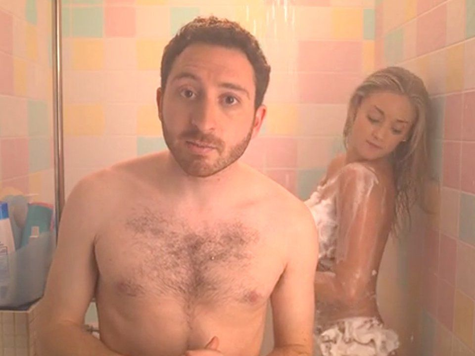 girls and boys having sex in shower