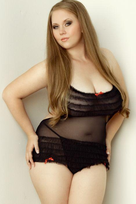 Sexy Chubby Women