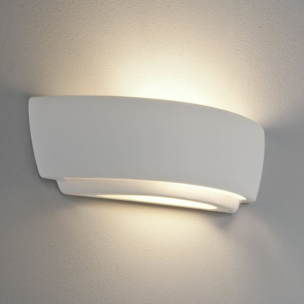 Astro kyo white ceramic wall light lounge and hallway lighting astro kyo white ceramic wall light lounge and hallway lighting from dusk lighting uk aloadofball Images