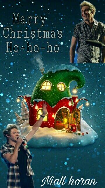 NIall Christmas WAllpaper