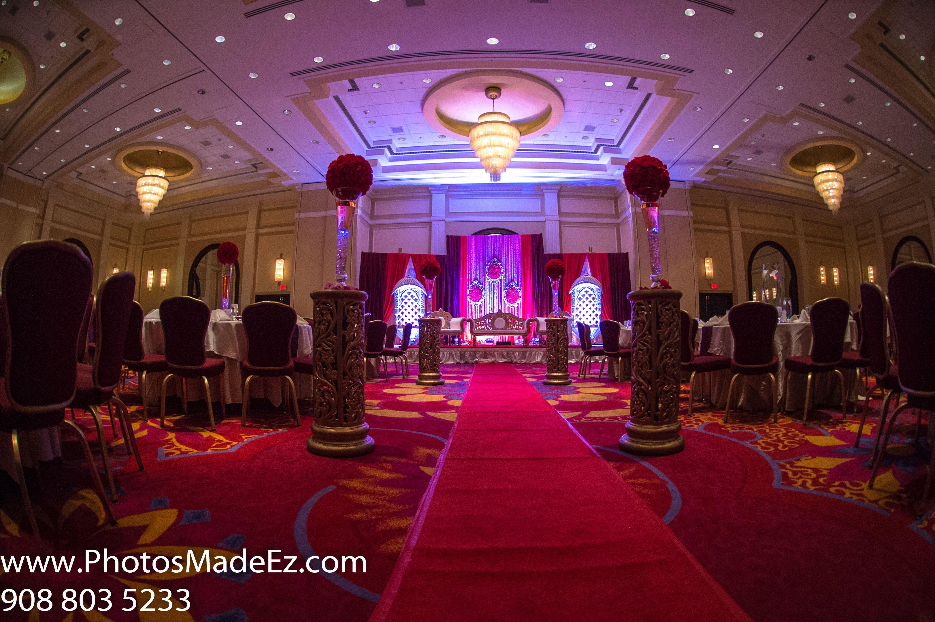 Wedding In Renaissance Woodbridge NJ For Pakistani Photographer Cinematographer PhotosMadeEz With Fellow