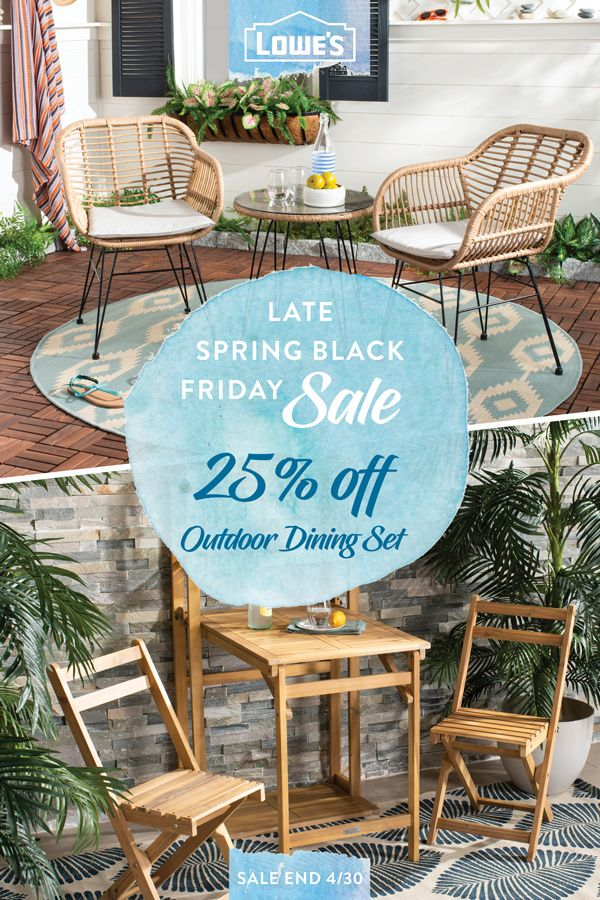 it s outdoor entertaining season are you ready right now on lowes paint sale today id=11385