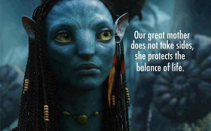 The Great Mother Protects The Balance Avatar Movie Pandora Avatar Avatar