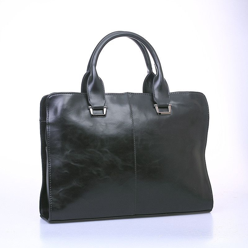 Luxury Leather Briefcase