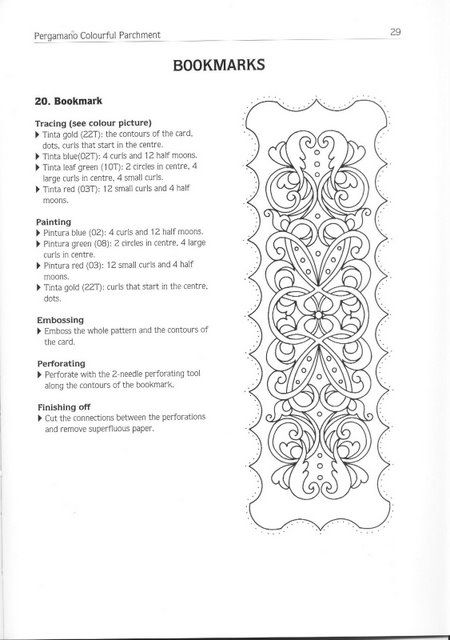 Pin von sabine llorens auf Pergamano | Pinterest