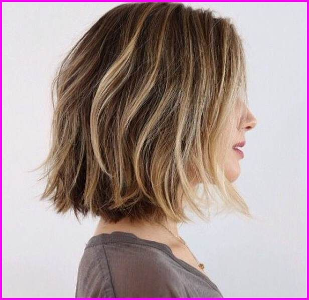 Short Length Layered Haircuts For Thin Hair 13