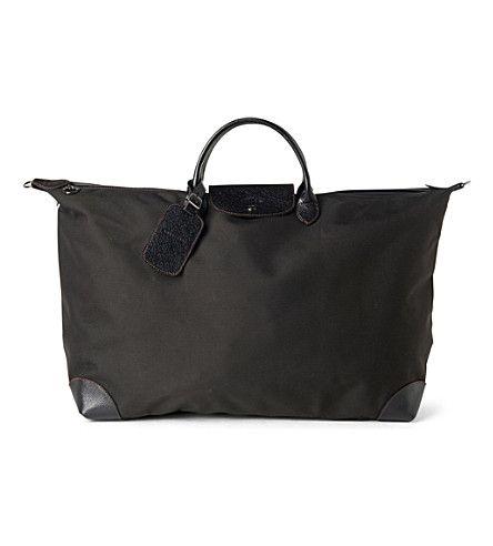 11918e88e4a LONGCHAMP Boxford large holdall | Clothing | Longchamp, Bags, Travel ...