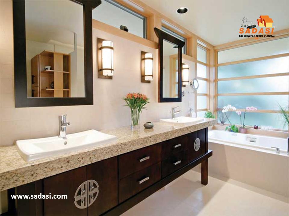 casas LAS MEJORES CASAS DE MÉXICO. ¡Atrévase a decorar su baño al ...