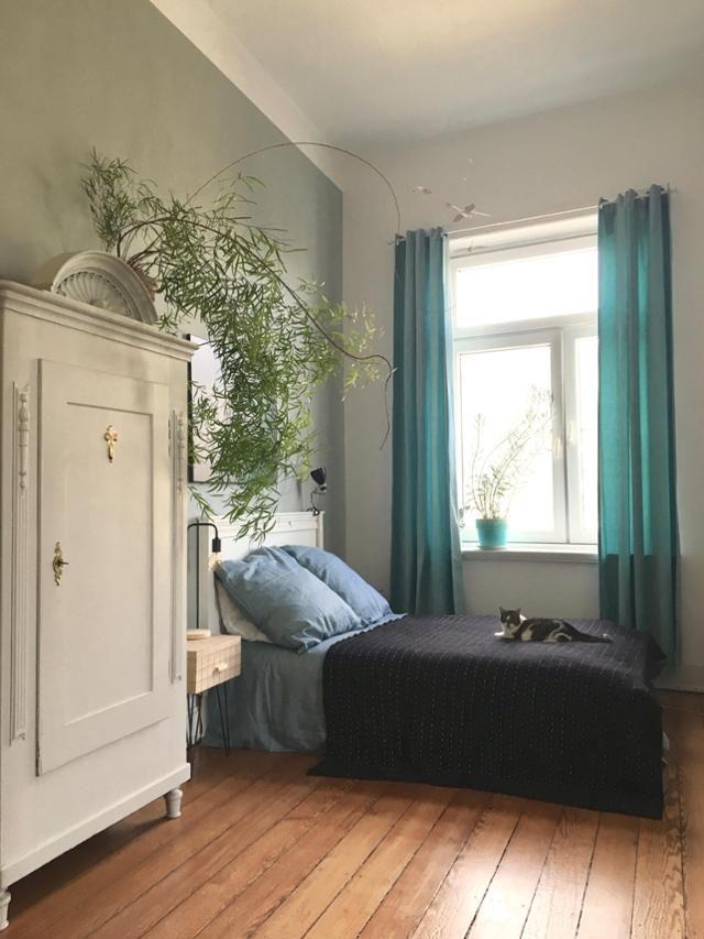 Altbau Hohe Decken nutzen & Räume charmant gestalten
