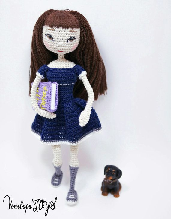 PATTERN Doll \