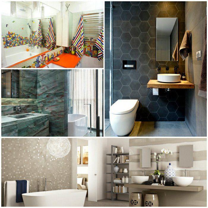 wandgestaltung ideen wanddeko ideen badezimmer gestalten - wanddeko ideen