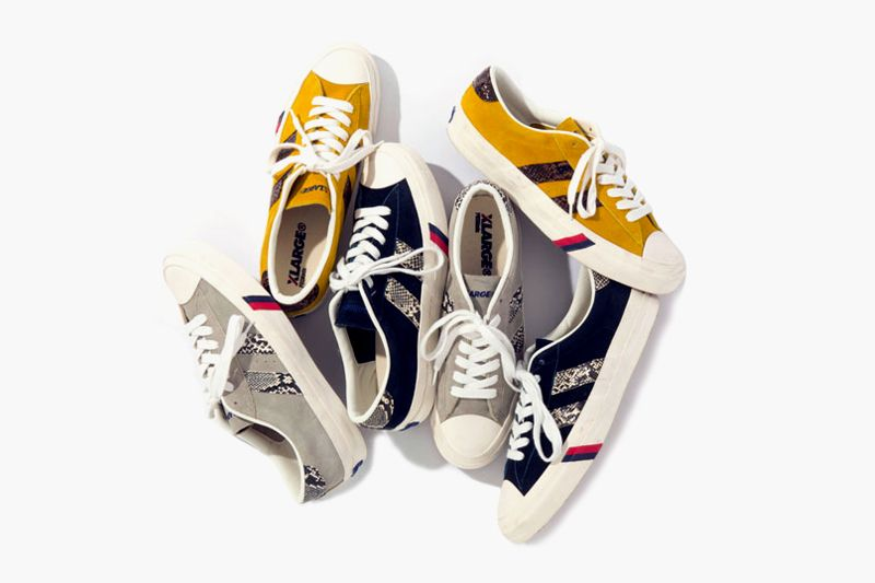 pro-keds made in japan