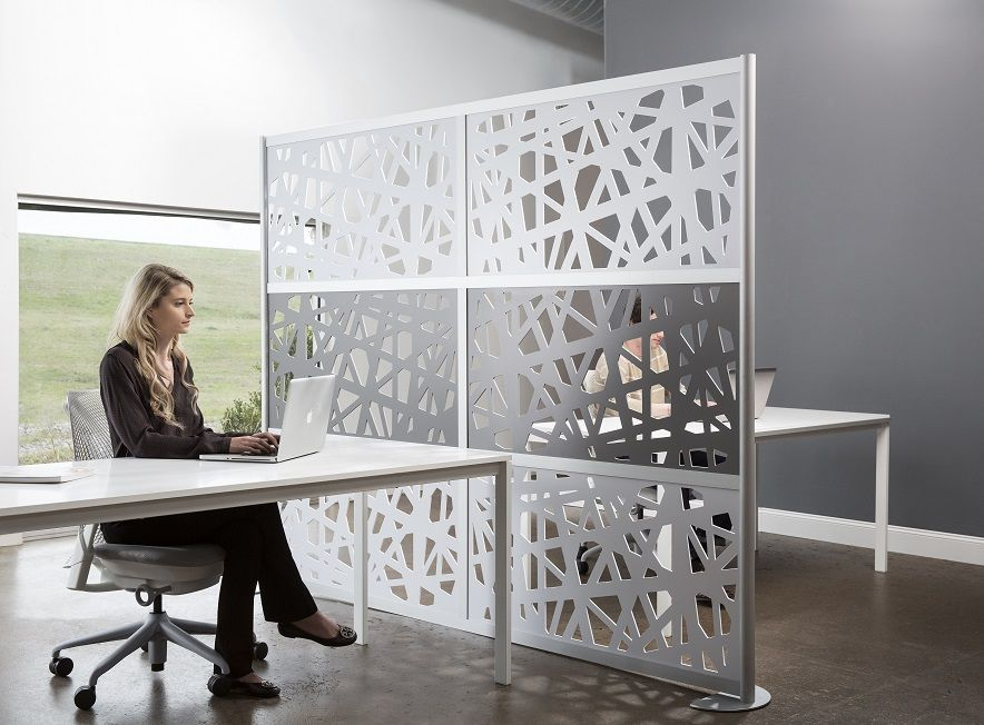 Webwall Modern Room Divider Loftwall Modern Room Divider
