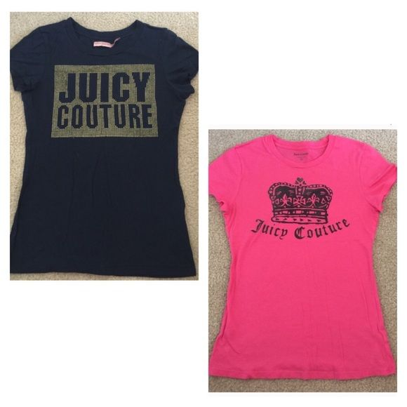 9c7f24a974df Juicy Couture graphic T-shirt Price is for each single one
