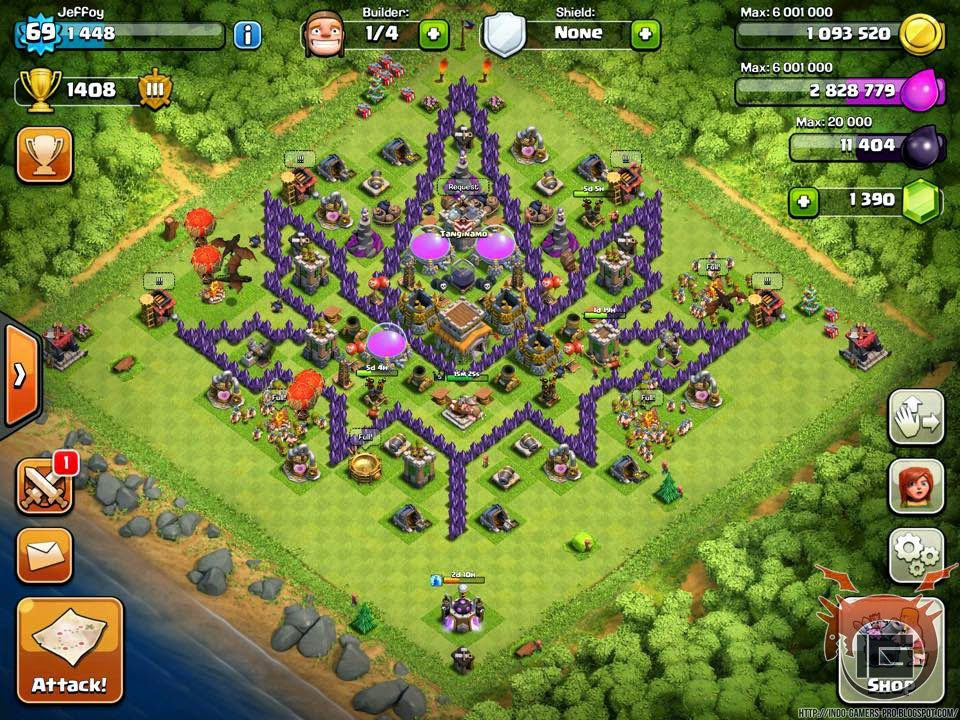 Base Unik Th 8 Terkuat 3