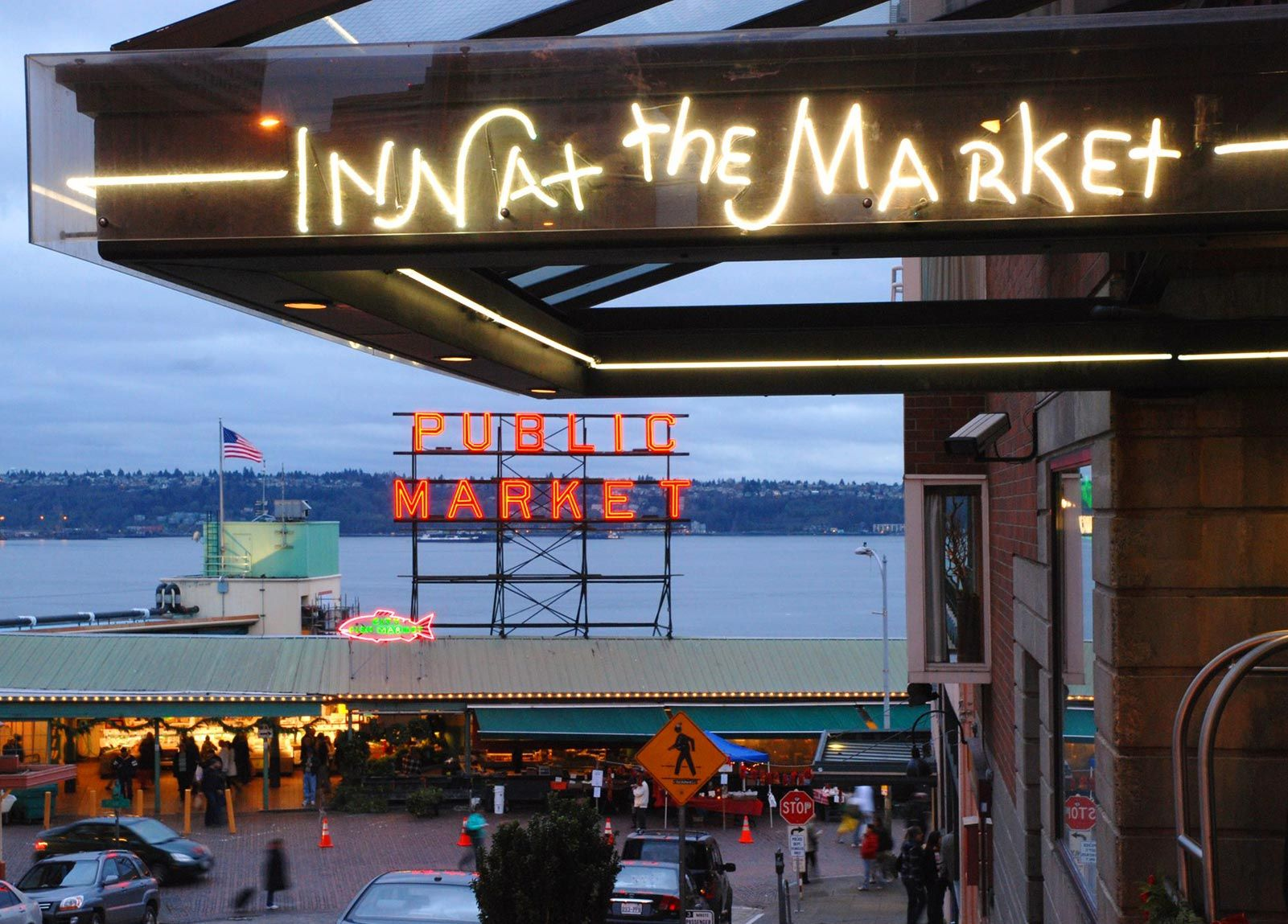 Inn At The Market Hotels Near Pike Place