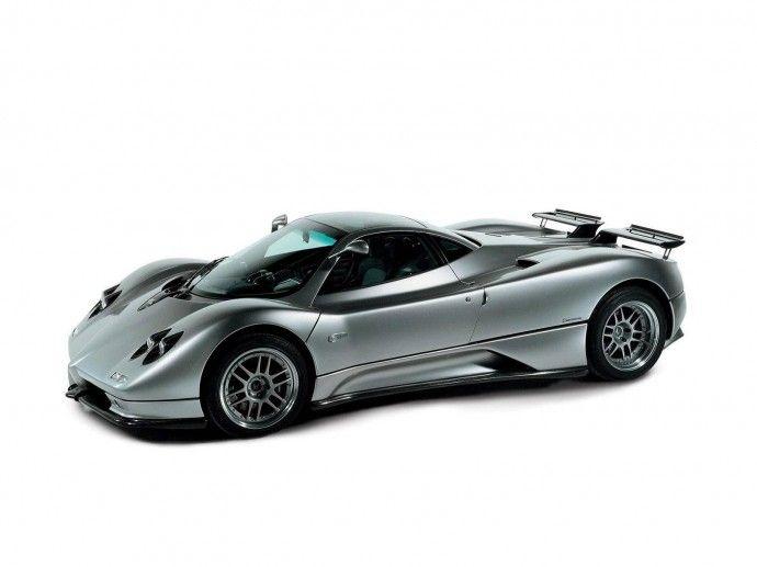 Pagani Zonda F Hot Car Super Car Hd Desktop Wallpaper Screensaver