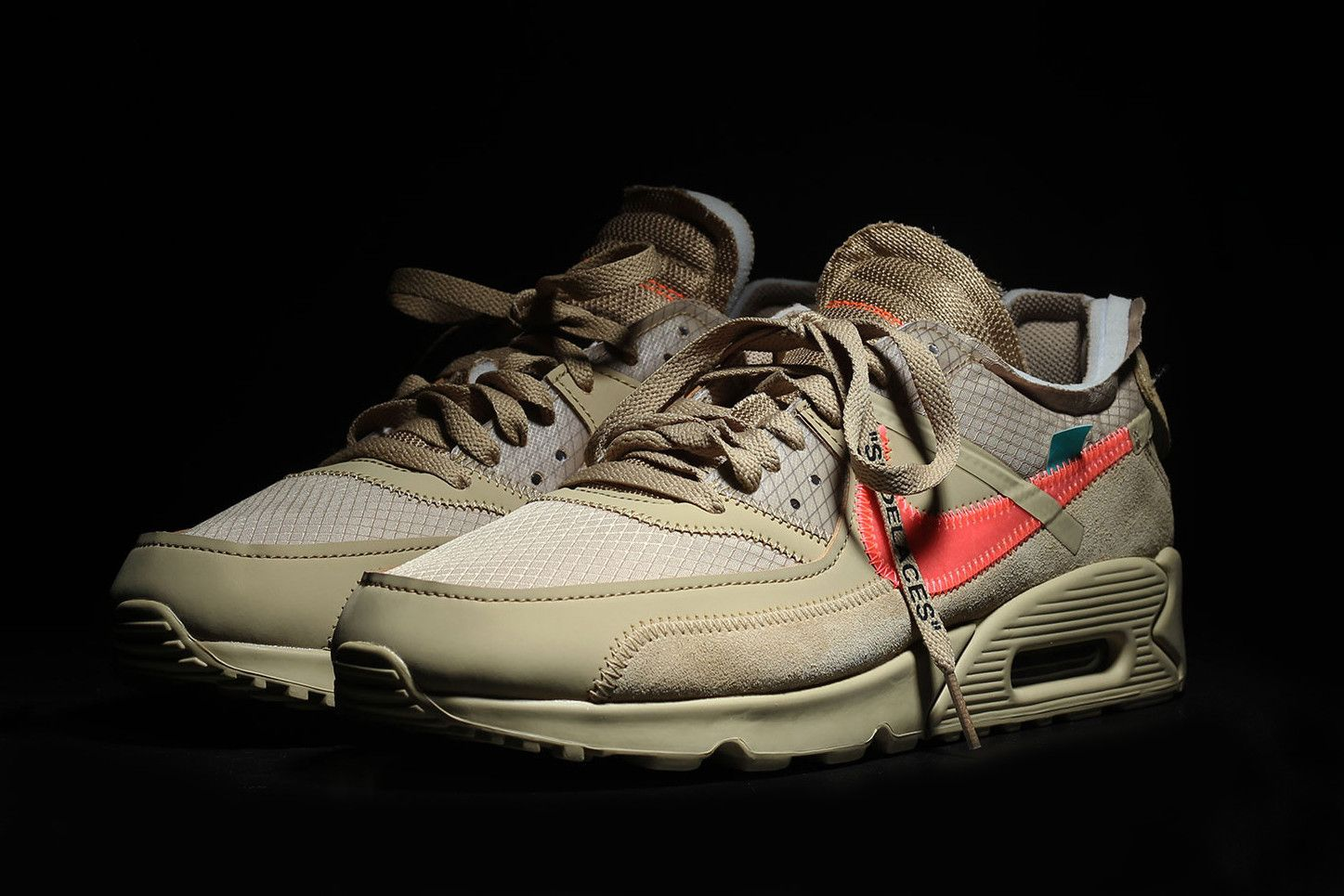 newest 9072c 28631 A Closer Look at the Off-White™ x Nike Air Max 90