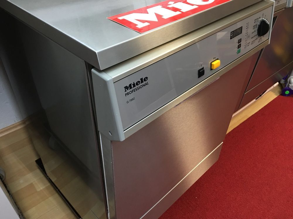 Miele G 7882 Reinigungs Und Desinfektionsautomat