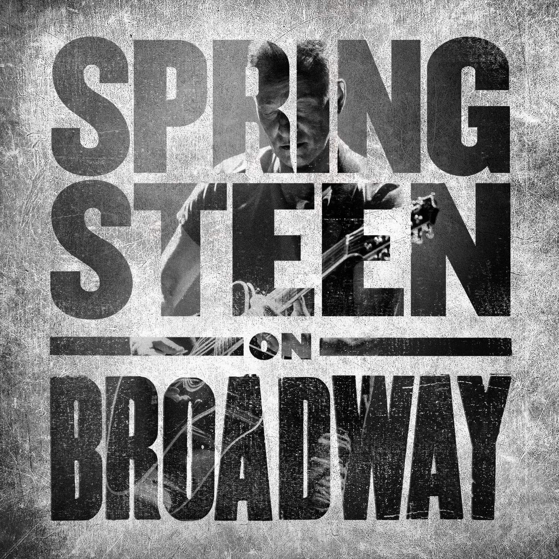 Springsteen On Broadway 2cd 2018 Bruce Springsteen Bruce Springsteen Albums Broadway