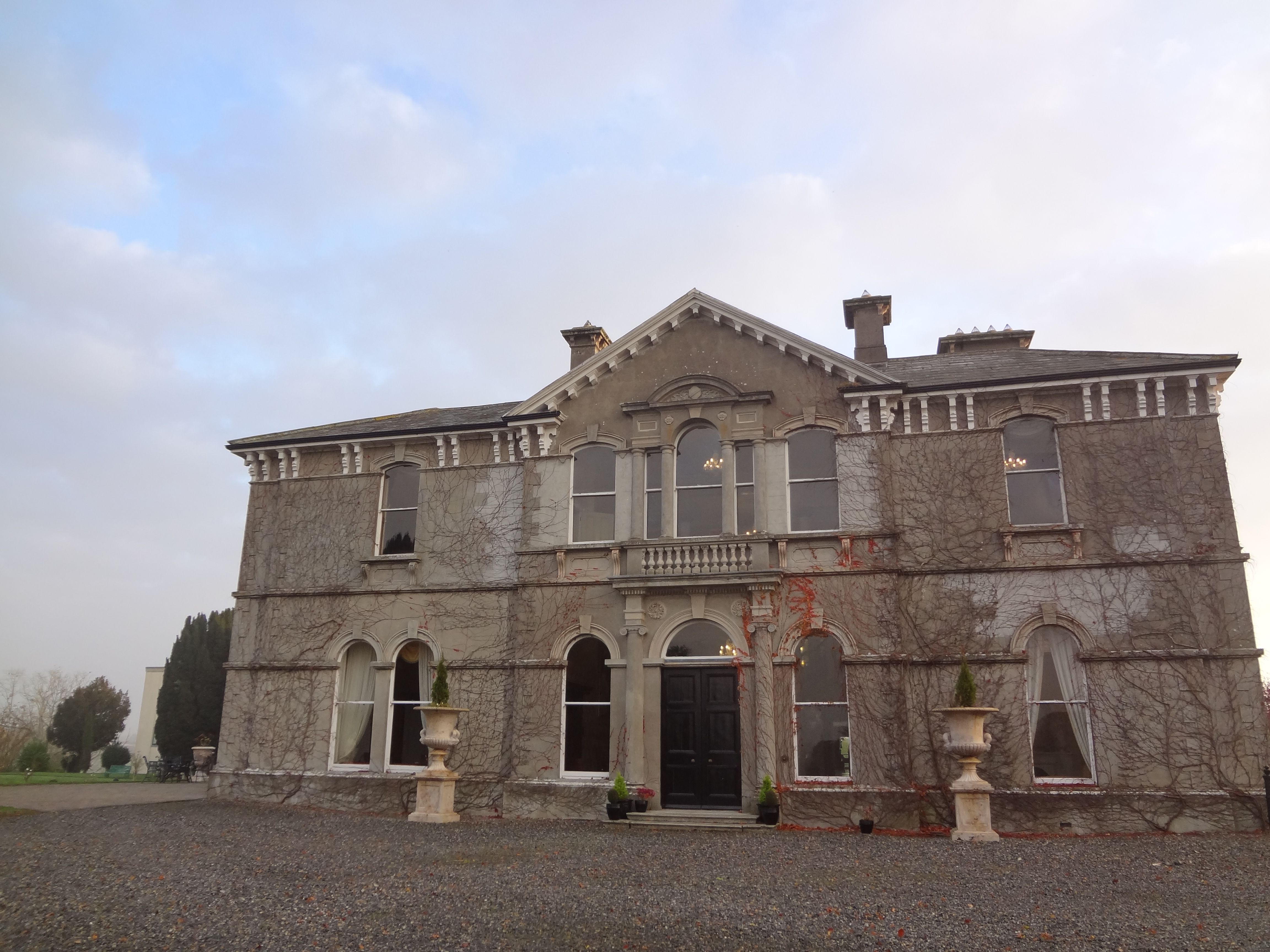 wedding venues in londonderry%0A Dungiven castle in County Londonderry  Northern Ireland  Once part of a  monastery until the dissolution  Now a hotel and conference centre