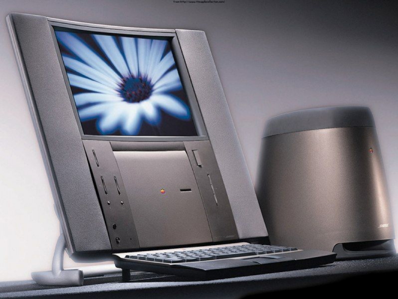 The Twentieth Anniversary Macintosh