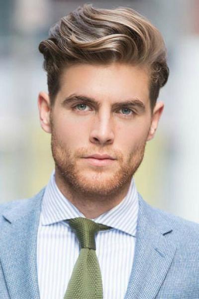 Wonderful Classy Hairstyles For Men U0026 Guys .. #hairstyles #grooming