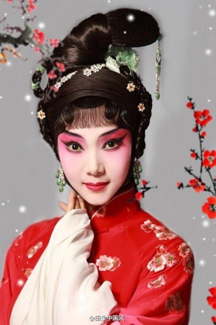 【中国风· 媚眼曾情】玲珑骰子安红豆,入骨相思知不知 !喜欢就关注@水墨书法中国风!