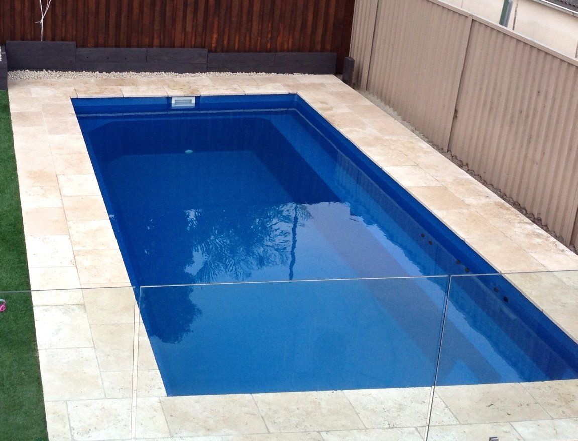 Vanessa 7m Fibreglass Pool Our New Pool Fiberglass