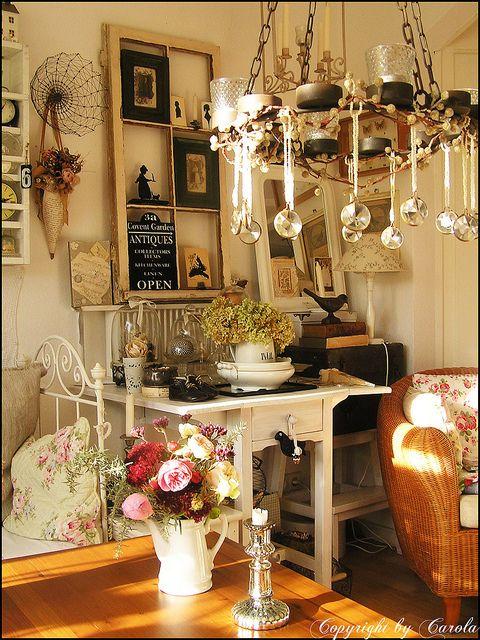 Beautiful November sunlight Dekoration - deko fenster wohnzimmer