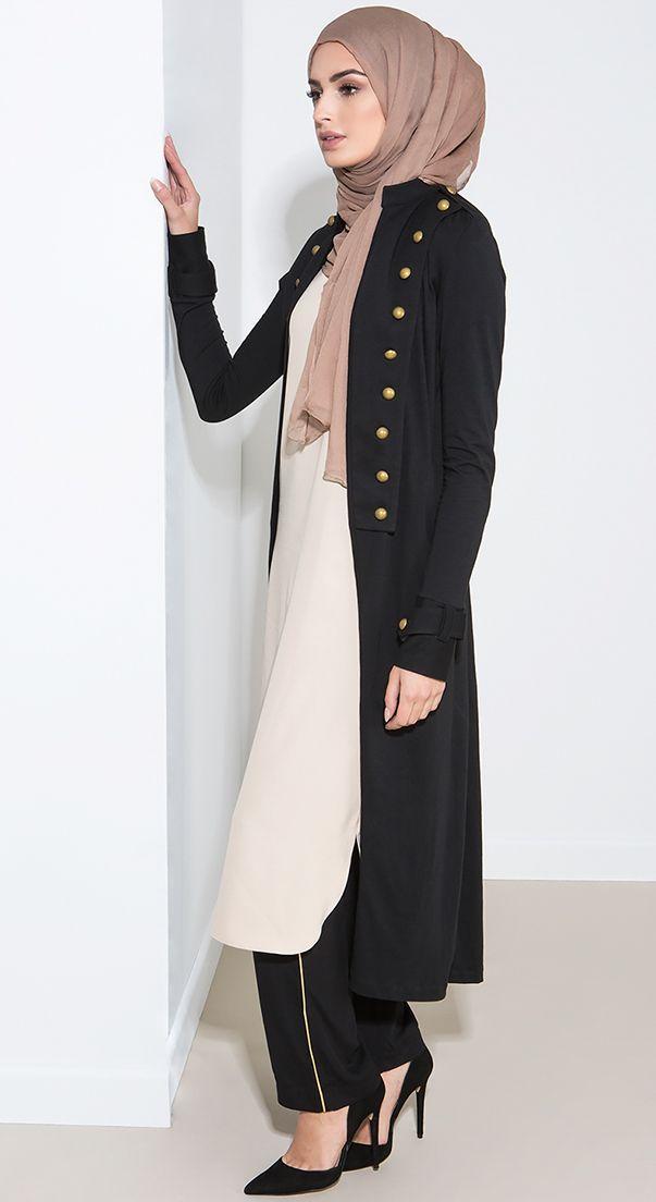 Épinglé sur Muslimah Fashion & Hijab Style(Niqab)