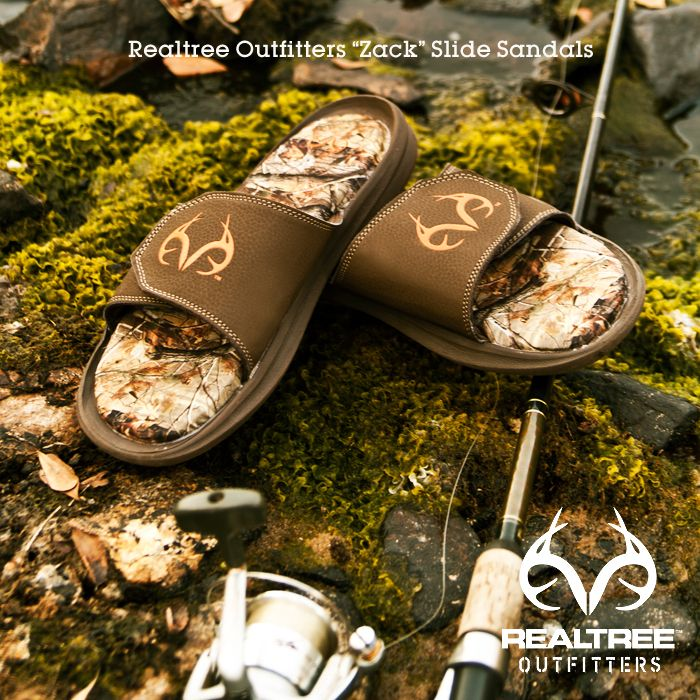 ec296d3908e8c Realtree Outfitters Slide Sandals #realtreeOutfitters | Realtree ...