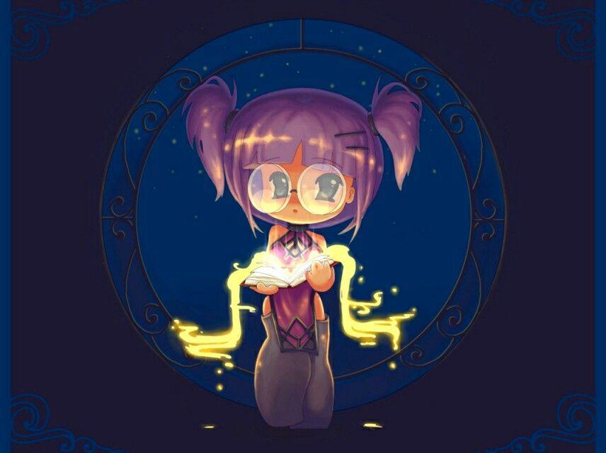 Book of spells anime art beautiful anime art