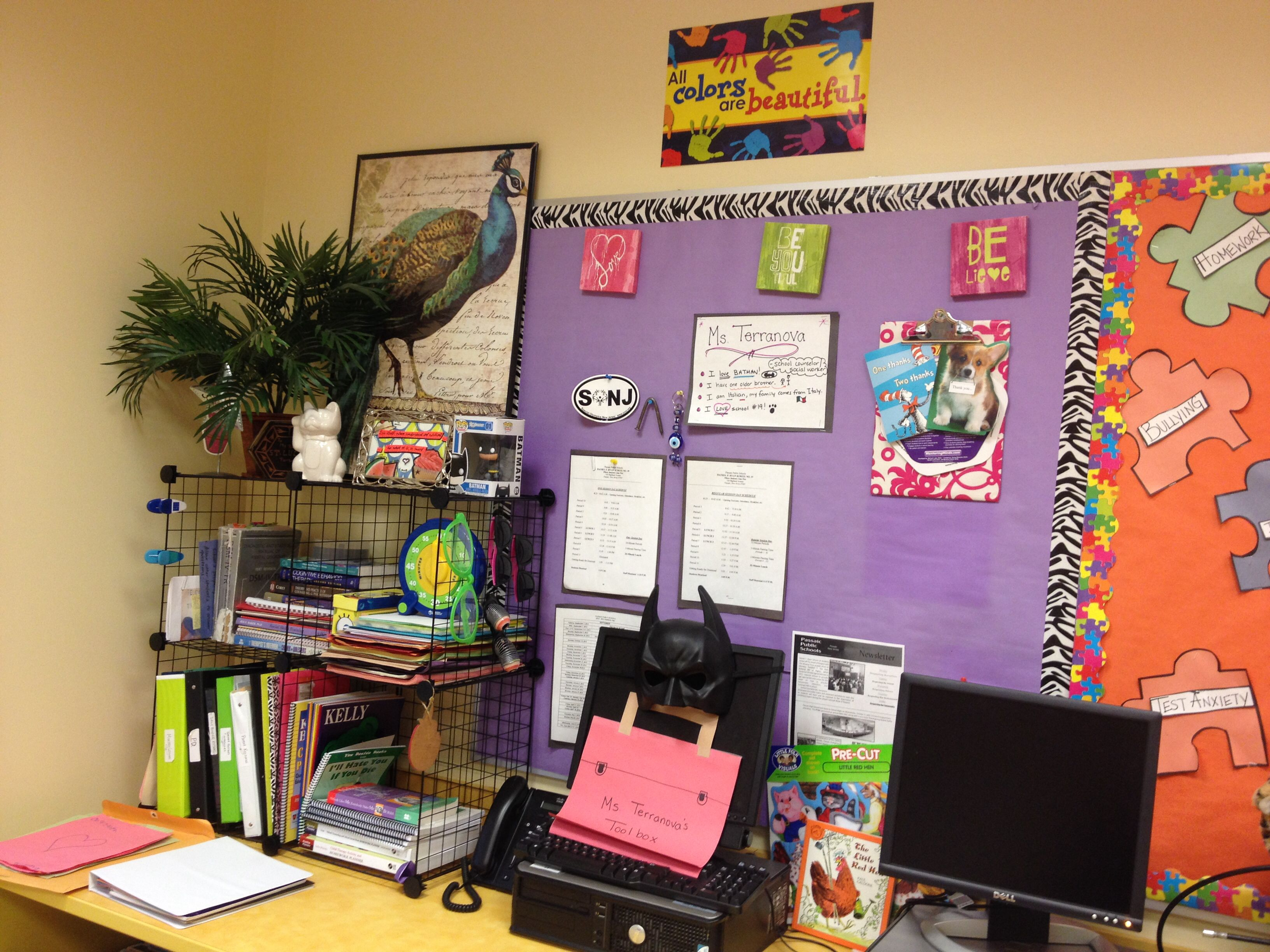 Counseling Office Decor 17 Best Images About School Counselor Office Ideas On Pinterest