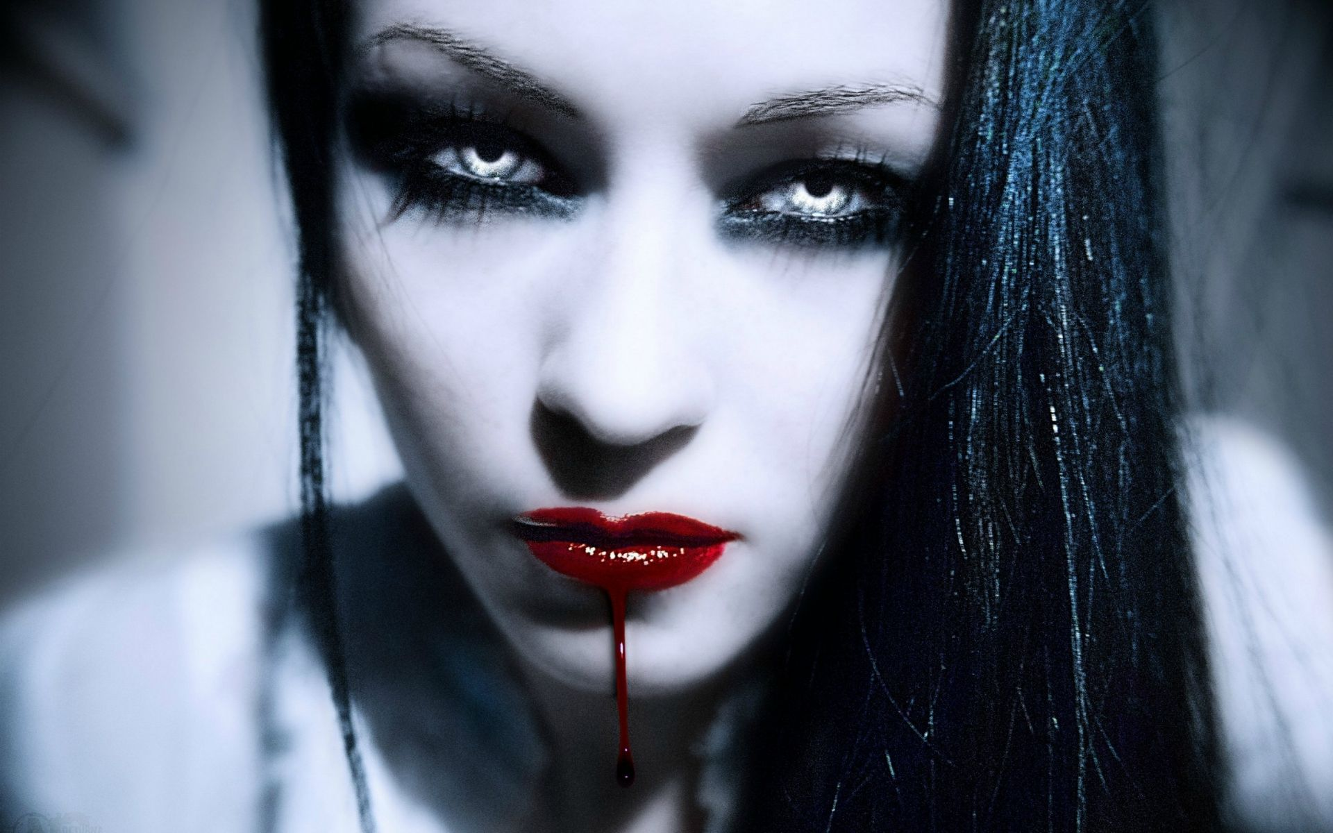 Dark goth erotica girls
